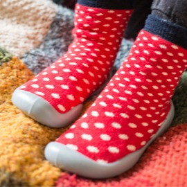 Chaussons chaussettes