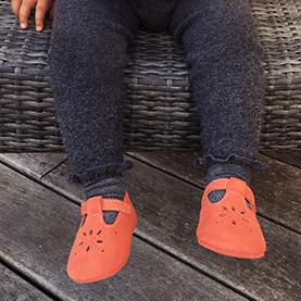 Chaussures bébé : Salomé