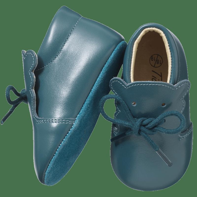 chaussure-bebe-cuir-souple-bobi-bleu-canard-semelles