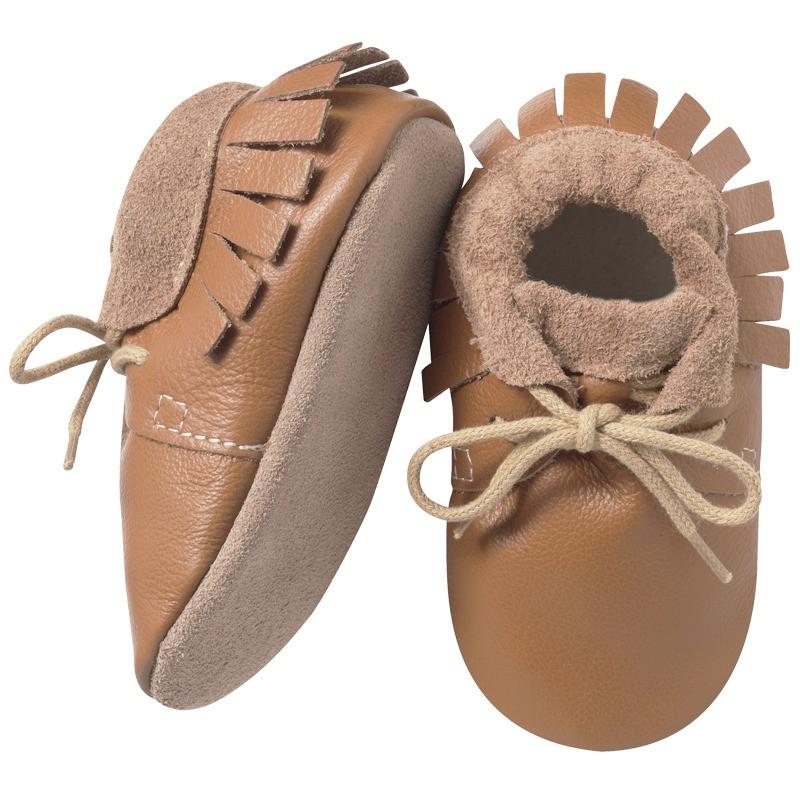 chaussures-bebe-cuir-souple-camel-a-franges-semelle