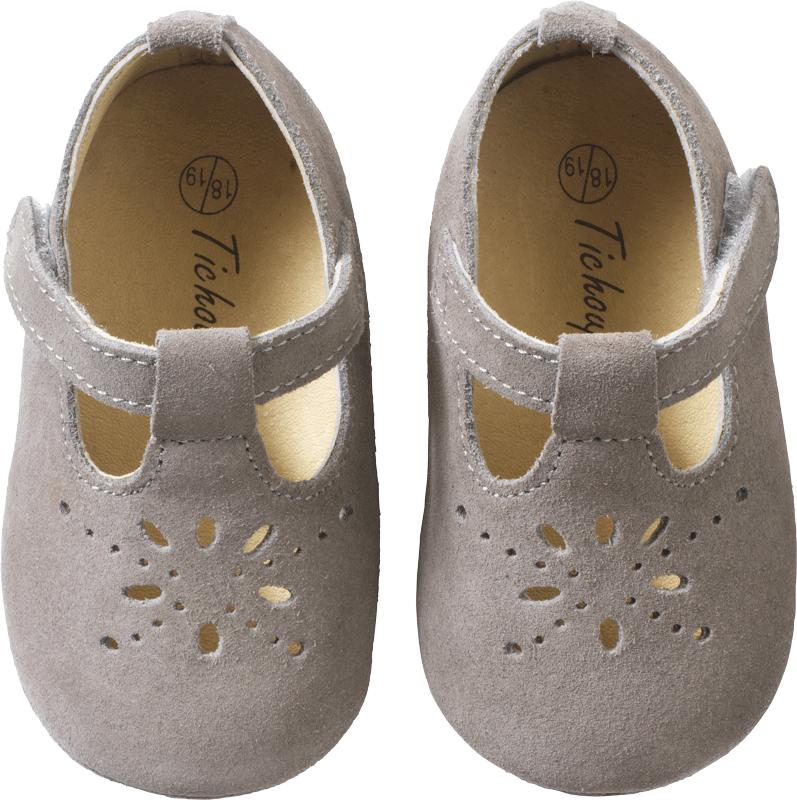 chaussures-bebe-cuir-souple-salome-grises-face