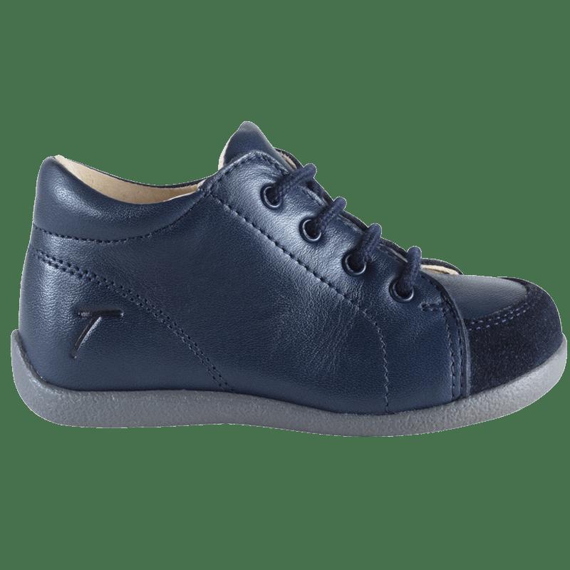 chaussures-premiers-pas-sporti-marine-profil