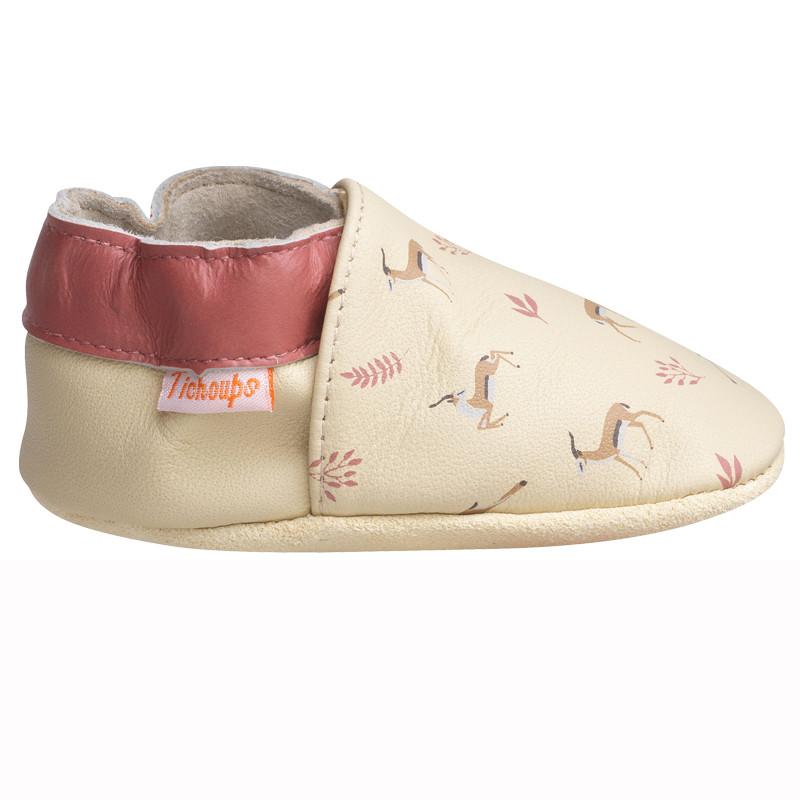 chaussons-bebe-cuir-souple-gaelle-les-gazelles-redoute
