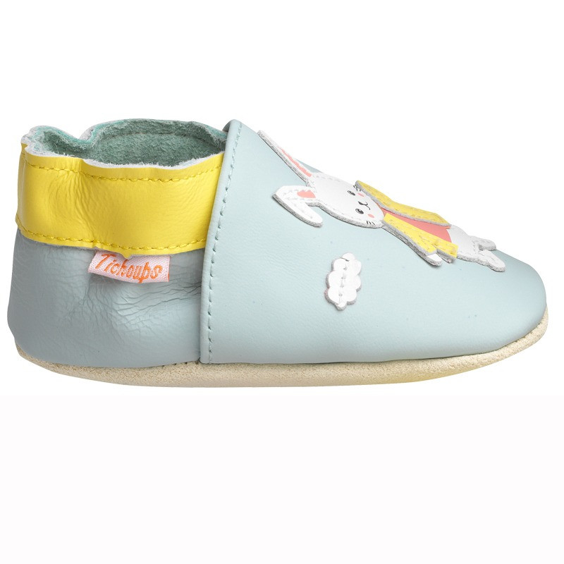 chaussons-bebe-cuir-souple-merlin-le-lapin-redoute