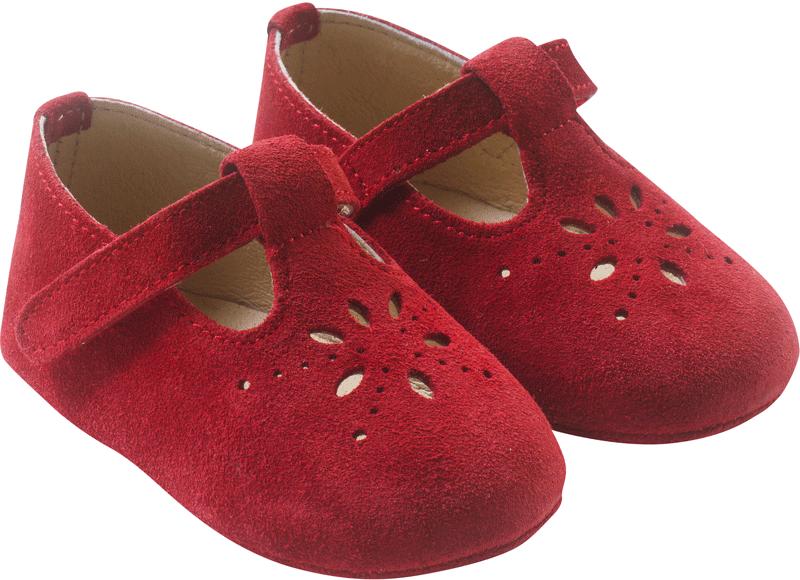 f15c0b7fce257 Chaussures bébé cuir souple salomé rouge 18 19 – Tichoups.
