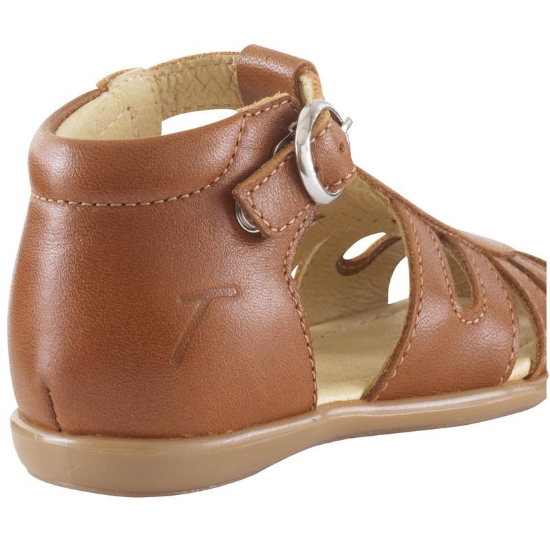 chaussures-premiers-pas-suzie-cognac-talon