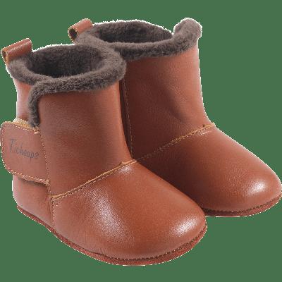 chaussons-bottes-cuir-souple-fourres-camel-profil-1