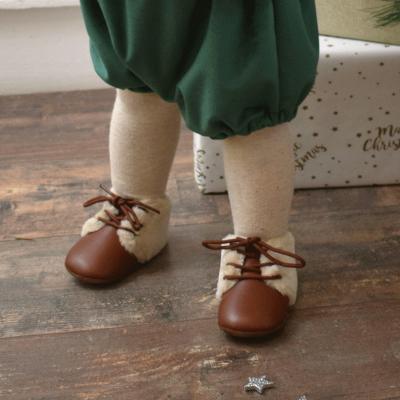 chaussures-cuir-souple-fourres-toudoo-marron-profil