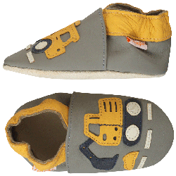 chaussons-bebe-cuir-souple-bartholome-chantier-profil