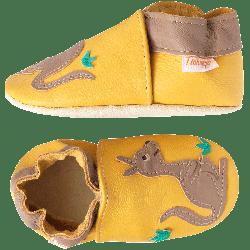 chausson-bebe-cuir-souple-malou-kangourou-profil
