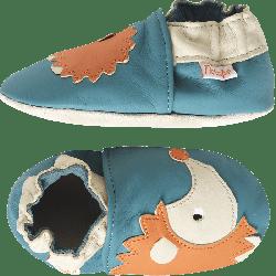 chaussons-bebe-cuir-souple-le-herisson-profil