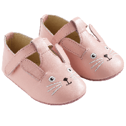 chaussures-bebe-cuir-souple-poopi-lapin-rose-profil