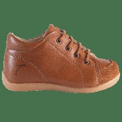 chaussures-premiers-pas-sporti-camel-profil