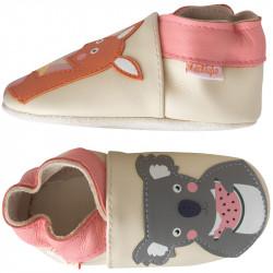 chaussons-bebe-cuir-souple-elliot-salome-ete-profil