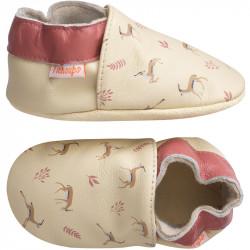 chaussons-bebe-cuir-souple-gaelle-les-gazelles-profil