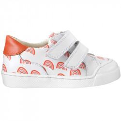 chaussures-premiers-pas-happy-arc-en-ciel-profil