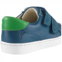 chaussures-premiers-pas-happy-bleu-canard-talon