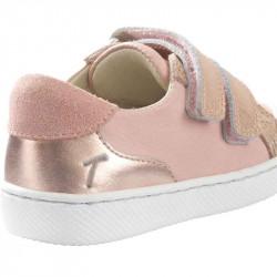 chaussures-premiers-pas-happy-rose-metallise-talon
