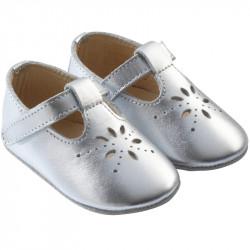 chaussures-bebe-cuir-souple-salome-gris-metallique-profil