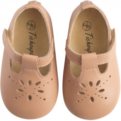 chaussures-bebe-cuir-souple-salome-nude-face