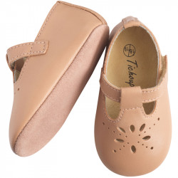 chaussures-bebe-cuir-souple-salome-nude-semelle