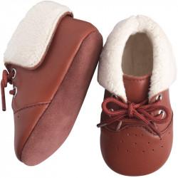 chaussures-cuir-souple-fourres-havane-semelle