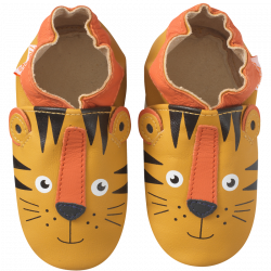 Chaussons-bebe-motifs-gregoire-tigre-800-face