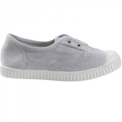 chaussures-premiers-pas-toile-tiwi-gris-redoute