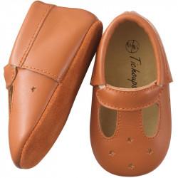 chaussures-bebe-cuir-souple-touti-camel-semelle