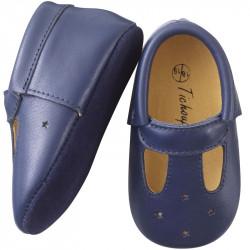 chaussures-bebe-cuir-souple-touti-marine-semelle