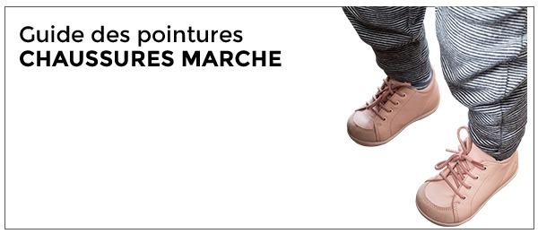 Guide Des Tailles Chaussons Bébé Cuir Souple Tichoups